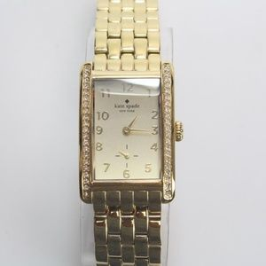 Kate Spade Gold Watch in a New York Minute Chain